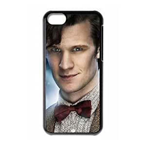 iphone5c Black Doctor Who phone cases&Holiday Gift