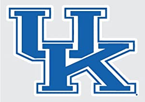 Amazoncom University Of Kentucky Wildcats UK Logo Vinyl Decal - Vinyl decals for cars uk
