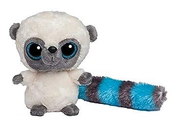 Yoo Hoo - Peluche de ojos brillantes, color blanco / azul (Aurora 0060079370)