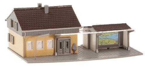 Faller 282706 Wayside Station Z Scale Building Kit