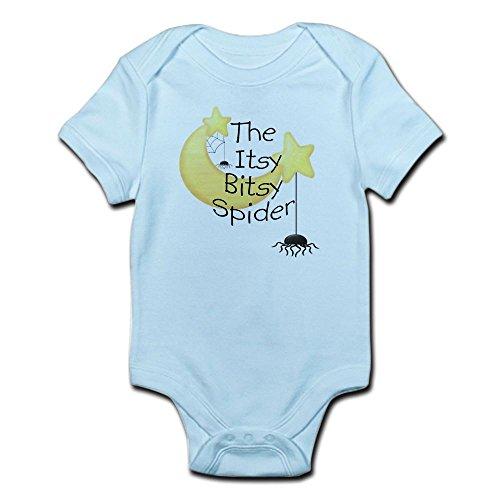 Toddler Itsy Bitsy Spider (CafePress Itsy Bitsy Spider Baby/Toddler Bodysuit - Cute Infant Bodysuit Baby Romper)