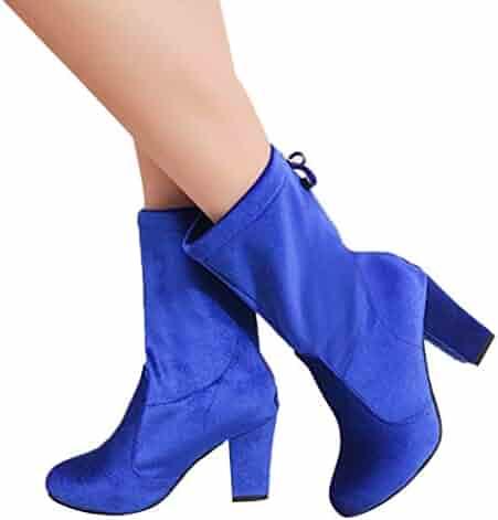 98bfa9013c0ed Shopping Grey or Blue - Dress - Under $25 - Boots - Shoes - Women ...