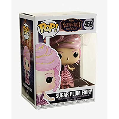 Funko 33585 Pop Disney: The Nutcracker - Sugar Plum Fairy, Multicolor: Toys & Games