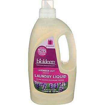 Amazon Com Biokleen Laundry Detergent Liquid