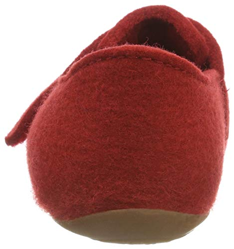 Women's Top 11 Haflinger Slippers Red Low Everest Focus Rubin dIIw8Uqz