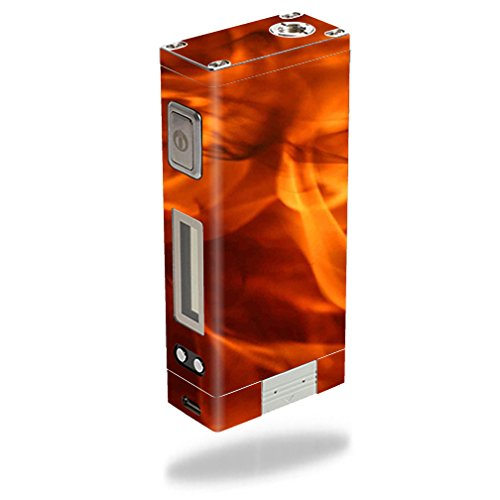 Skin For Innokin iTaste MVP 3.0 � Backdraft | MightySkins Protective, Durable, and Unique Vinyl Decal wrap cover | Easy To Apply, Remove, and Change Styles | Made in the USA Mvp Draft