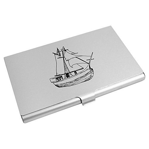 'Sailing Azeeda Credit Wallet Card Holder Card Business Ship' CH00007873 4ddxwqpvA