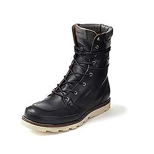 TRIUMPH Motorcycles Stoke Black Boots 46 Black