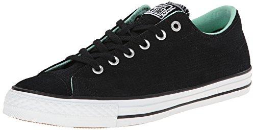 Converse, Scarpe da Skateboard uomo BLK/WHT/PEPPERMINT