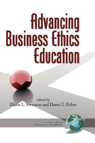 Advancing Business Ethics Education (Hc) (Ethics in Practice (Hardcover)) PDF