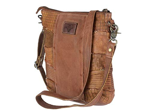 Billy Cut Blade Tracolla The Pelle 21 Borsa Cm Cognac Kid A Uq1rcU