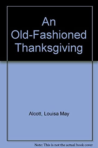book cover of An Old Fashioned Girl
