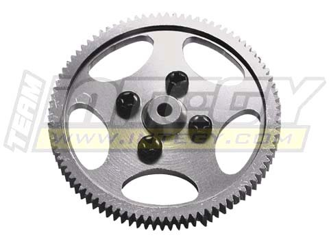 Integy RC Model Hop-ups T8117 Modified Spur Gear for HPI Wheely King - Gear Hpi Spur
