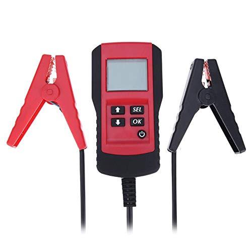 TERMALY Car Battery Testers,Digital Car Battery Tester,Car Battery Tester Digital,Car Battery Tester Checker,Automotive 12V digital battery battery detector, tester analyzer,B: Amazon.co.uk: Garden & Outdoors