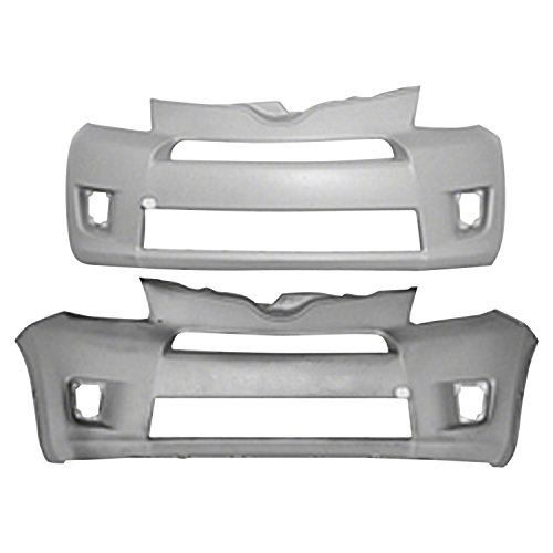 Multiple Manufacturers OE Replacement Bumper Cover SCION XD 2008-2011 (Partslink SC1000106)