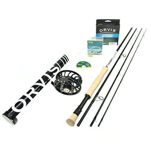 ORVIS HELIOS 3D 912-4 FLY ROD OUTFIT (9'0