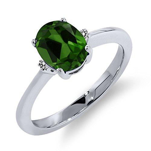 1.23 Ct Oval Diamond - 3