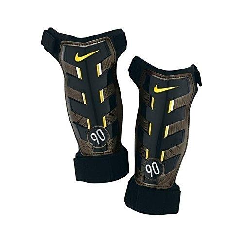 Espinilleras Nike T90 Lite Negro Con Tobillera Negro