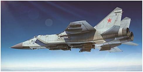 トランペッター 1/72 ロシア軍 MiG-31 フォックスハウンド プラモデル 01679