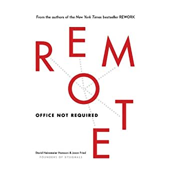 Amazon com: Remote: Office Not Required (Audible Audio Edition