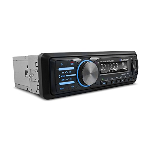 blaupunkt columbus100bt mp3 fm stereo receiver with. Black Bedroom Furniture Sets. Home Design Ideas