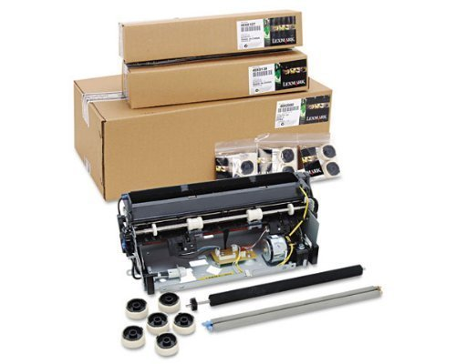 Lexmark Printer Maintenance Kit 40X0197 (includes Fuser 40X2591) - for T640, T642, T644, X644e, X642e by Lexmark