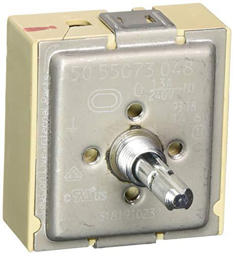 (Frigidaire 318191023 Surface Element Switch, White)