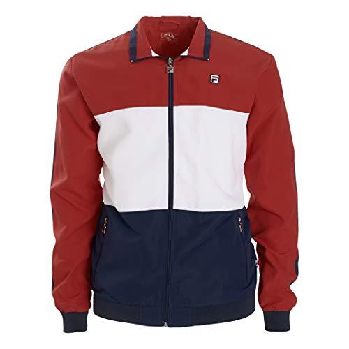 Fila Hombres Jacket Jean XXL
