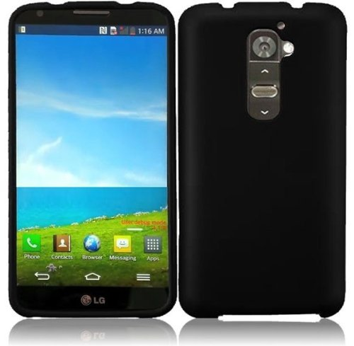 pleasing-black-hard-case-cover-premium-protector-for-lg-g2-d800-by-att-t-mobile-sprint-with-free-gif