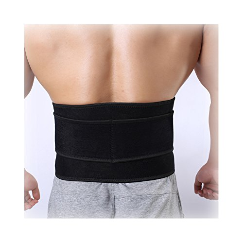 Waist Trimmer Weight Loss Belt – Adjustable Ab Trainer ...