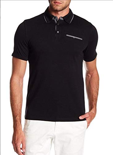 5bee31ccf Image Unavailable. Image not available for. Color  English Laundry Men s  Cotton Short Sleeve Polo Shirt ...
