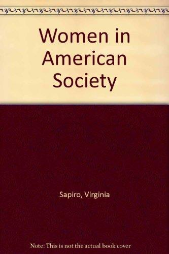 Women in American Society