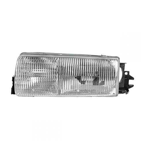 Headlight Headlamp LH Left Driver Side for Buick Chevy Olds