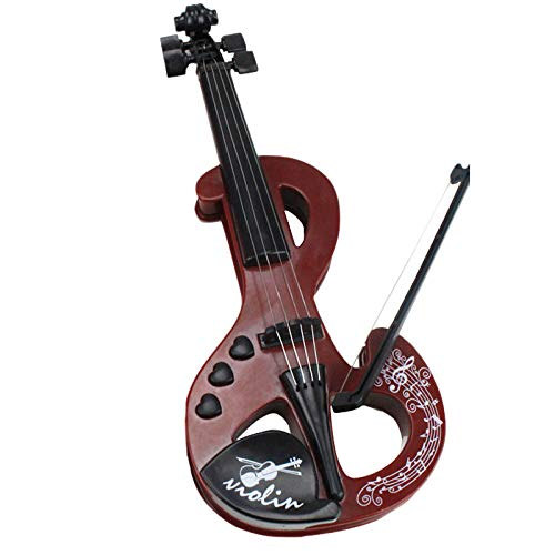 TOOGOO Childrens Simulation Violin Toy Musical Instrument Guitar 1-3 Years Old Children Educational Puzzle Boy Girl
