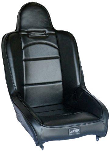 PRP Seats A10 All Black Vinyl Premier High Back Suspension Seat