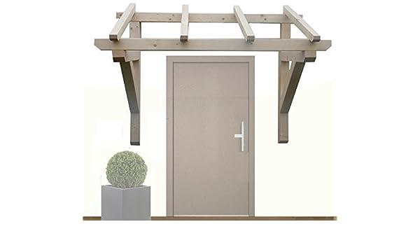 Hap para madera baumarktplus con separadores de policarbonato toldo // Ancho: 180 cm // Profundidad: viga de 6 x 8 x 140 cm // Grosor de la barra: 9 x 9 cm // Bebé/color: Amazon.es: Bricolaje y herramientas