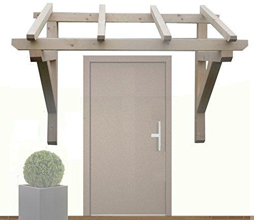 H.A.P Premium Cubierta de madera para la puerta de entrada, ancho ...