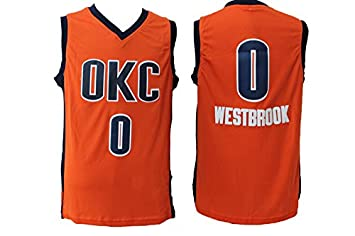 the latest b31fa 9e68c amazon russell westbrook jersey mens ede47 d25fd