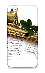 LJF phone case Awesome Case Cover/iphone 5c Defender Case Cover(artistic)