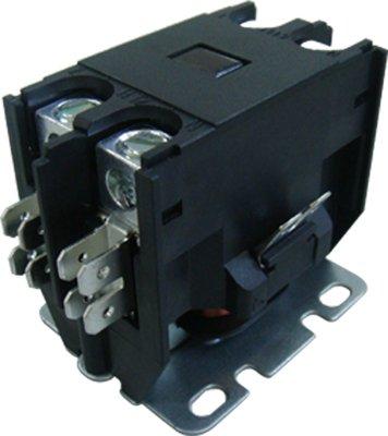 Amps 2 Poles 120 Coil (Packard TMX230B Titan Max Contactor 2 Pole 30 120 Volt Coil Voltage)