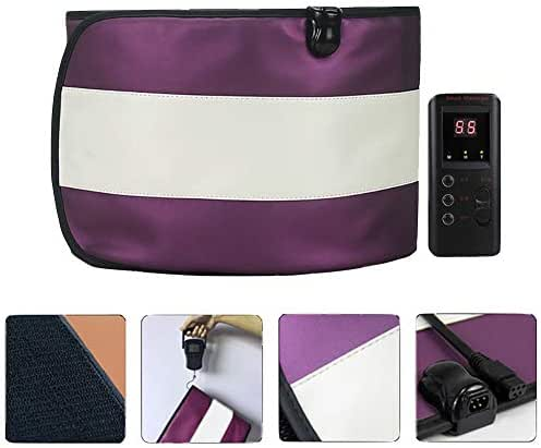 ZFAZF Electric Slimming Belt Weight Losing Health Care Tools with 10 Modes Improve Blood Circulation for Women & Men