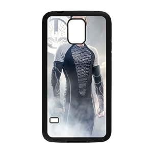 Samsung Galaxy S5 Cell Phone Case Black_The Hunger Games Catching Fire Peeta Coqvy