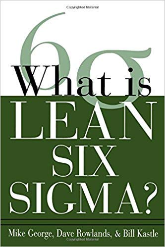 [007142668X] [9780071426688] What is Lean Six Sigma 1st Edition - Paperback