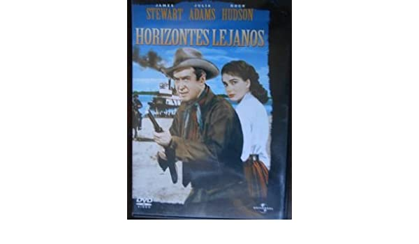 Horizontes Lejanos [Internacional] [DVD]: Amazon.es: James Stewart, Arthur Kennedy, Julie Adams, Rock Hudson, Lori Nelson, Jay C Flippen, Chubby Johnson, ...