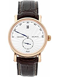 Delphis automatic-self-wind mens Watch CH1421R (Certified Pre-owned)