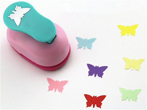 Butterfly Paper Punch - CADY Crafts Punch 5/8-Inch paper punches (Butterfly (1))