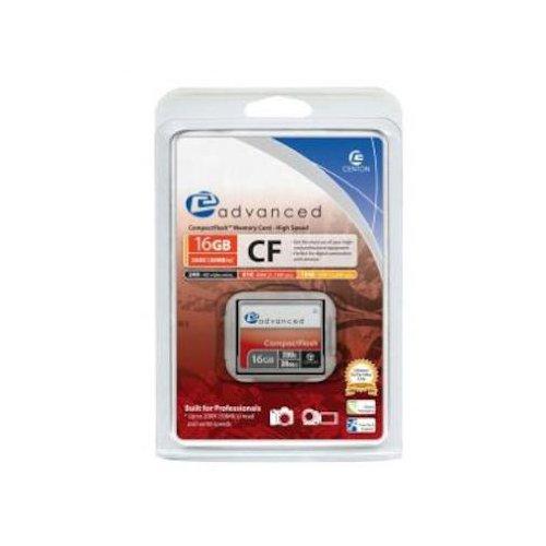 Centon 200X CF Type 1-16 GB Flash Card 16GBACF200X (Silver)