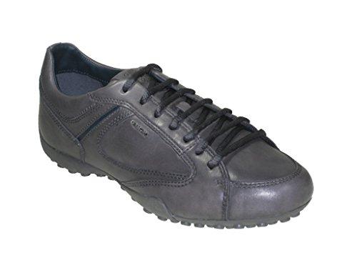 Uomo Carbone A Sneakers Snake da Geox qwxaITzw