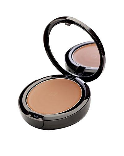 IMAN Second To None Cream To Powder Foundation, Dark Skin, Earth 1 (Best Cream To Powder Foundation For Oily Skin)