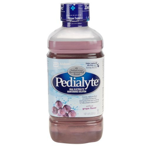 Pedialyte Grape Flavor - 33.8 Ounce